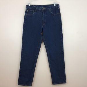 Carhartt Men's Jeans Size 36x32 Work Stonewashed